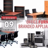 AUCTION ALERT: JHB Office Furniture Auction & Branded Appliances