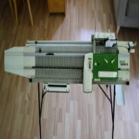 PASSAP DUOMATIC 80 GREEN KNITTING MACHINE