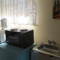 Fully furnished flat to rent in Kilnerpark