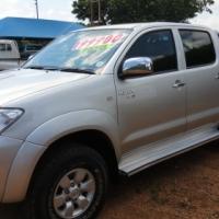 Toyota Hilux 3.0 D4D D/Cab. Manager Special! Price Drop!   #1(60)