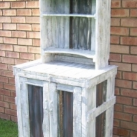 cupboard wooden