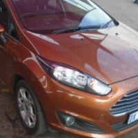 2014 Ford Fiesta 1.6 Diesel for sale