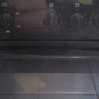 Bauer oven and hob