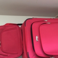 Suitcase and small bag for sell