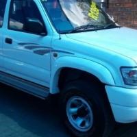 Toyota Hilux 3.0 KZ TE 4X2