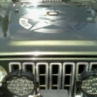 Used, 2007 Jeep Wrangler TJ Sahara edition for sale  Pretoria West
