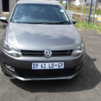 Polo 6 1.4 Model 2014 Doors factory A/C And C/D Player