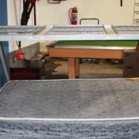 Steel bunkbed S022772A #Rosettenvillepawnshop