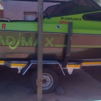 boat to swop for a car or small bakkie
