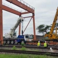 Portal Crane, Demag 30 T