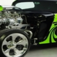 Chevrolet 1932/34 Coupe Hot Rod For Sale