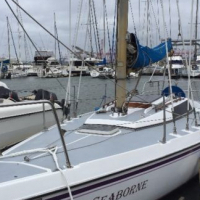 29ft Nimbus 900 Yacht with walk on mooring in Durban for sale  South Africa