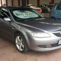2004 Mazda 6 2.5 Dynamic A/T.