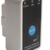 WIFI SUPER MINI ELM327 OBD2 DIAGNOSTIC SCANNING TOOL MODEL (Product Code CAD023)