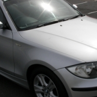 2008 BMW 116 A/T E87 WITH LOW KM,S. FULL SERVICE. EXCELLENT CONDITION. 0712867356