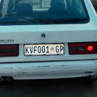 1996 Volkswagen Golf Sedan  For Sale