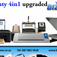 The mighty 4in1 printing kit upgraded option