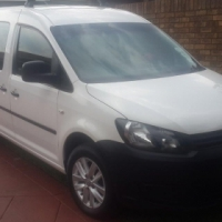 VW Caddy Maxi 2.0TDi Crewbus