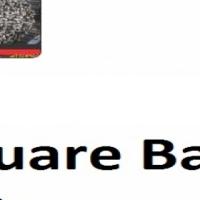 Square Bar 6.0m