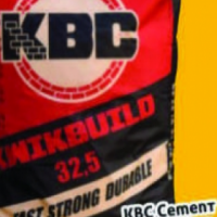 KBC Cement 32.5N 50kg