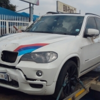 2009 BMW X5 E70 3.0D Stripping For Parts Spares