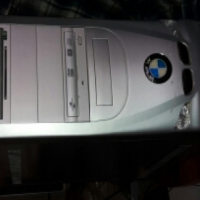 BMW gaming pc with games