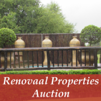 AUCTION – RENOVAAL PROPERTIES