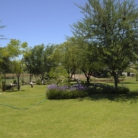 Plot by Oranjerivier. Smallholding, Plot at the Orange river. Groblershoop, Upington, Northern Cape.