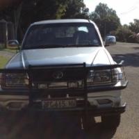 2002 Toyota Hilux Raider (bullnose KZTE shape) 2700i 4X4 for sale