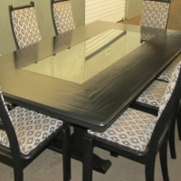 Stylish & Elegant 8 Seater Dining Table & Chairs
