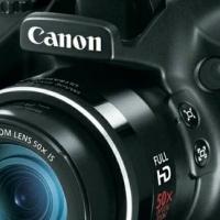 Canon Power Shot sx50hs.