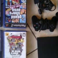 PS2 for sale with 10 games works