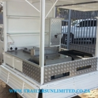 Mobile Kitchen ads in Used Trailers For Sale in South Africa