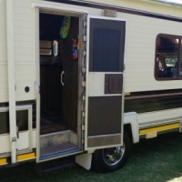 1984 Chevrolet Coachmen Camper Van