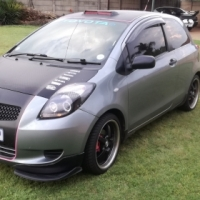 Toyota yaris T1 for sale