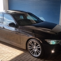 BMW 320i F30 MSPORT