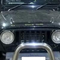 Jeep Wrangler TJ Used Spares