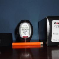 POLAR RS300X BLACK BASIC TRAINING COMPUTER URGENT SELLER R700