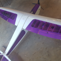 Rascle 30cc Airframe Only