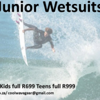 CHILDRENS WETSUITS