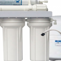 Water filter system (5 filter Reverse Osmosis)