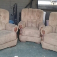 4 seater lounge suite