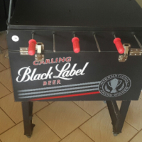 Black Label Foosball Table
