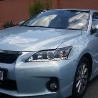 2012 Lexus CT200H Hybrid Automatic 124000km.Fuel Saver!Excellent Condition.