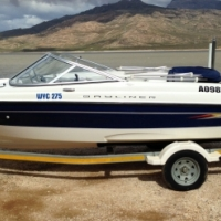 Bayliner 180 Year 2006 with Johnson 175