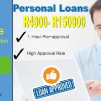 Personal Loans up to R150 000- Get Approved TODAY