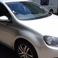 2011 VW Golf VI 1.6 TDi comfortline, silver, manual, FSH, 115 000km, R169 950, Pta