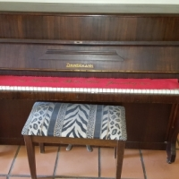 1950 model Zimmermann piano