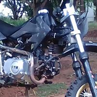 125cc FYM Pit Bike