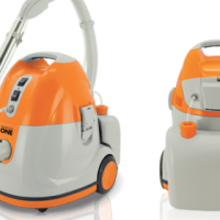 Bennett read one, all in one vacuum/carpet washer. WET&DRY